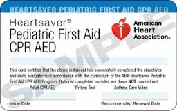 american heart association heartsaver cpr guidelines